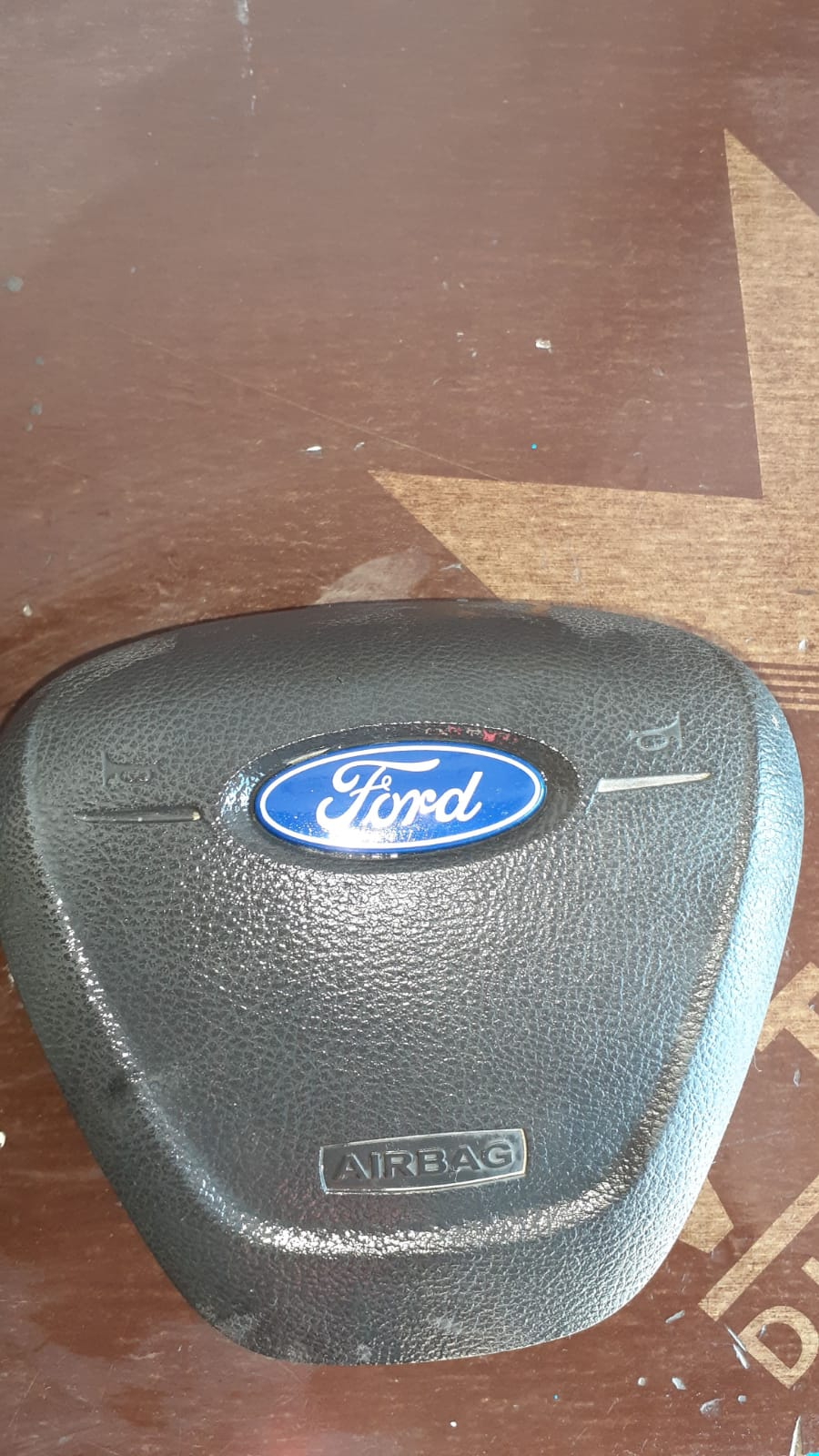 FORD TRANSİT CUSTOM AİRBAG